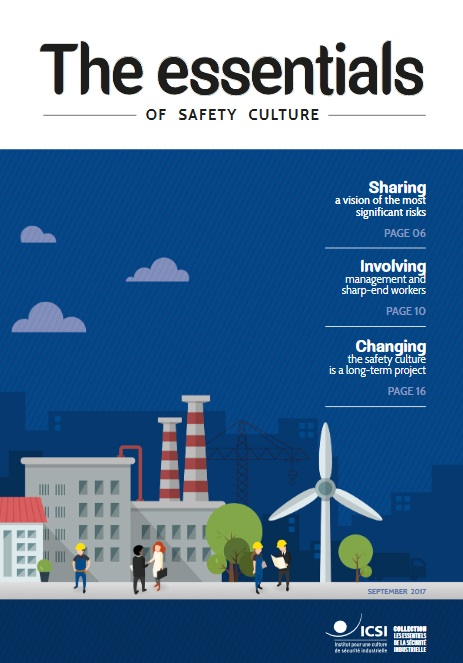 The essentials of safety culture