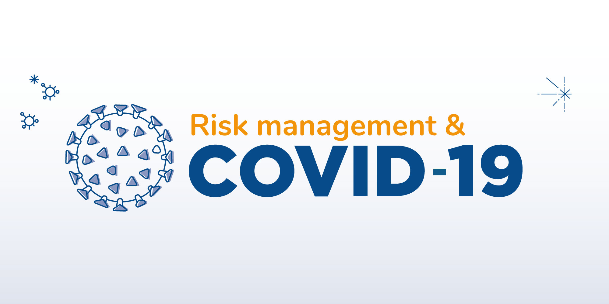 """Risk management & Covid-19"" program"
